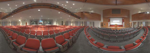 Conference Center Virtual Tour