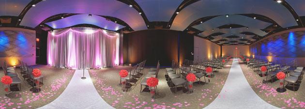 Wedding Hall Virtual Tour